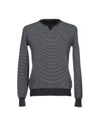 Roberto Collina | Gray Sweater for Men | Lyst
