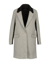 Gertrude + Gaston | Gray Coat | Lyst