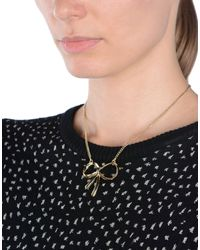 Jolie By Edward Spiers - Metallic Necklace - Lyst