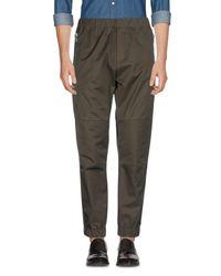 Balenciaga - Green Casual Trouser for Men - Lyst