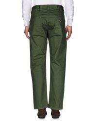 Armani Jeans - Green Casual Pants for Men - Lyst