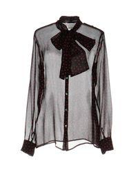 Jucca | Black Shirt | Lyst