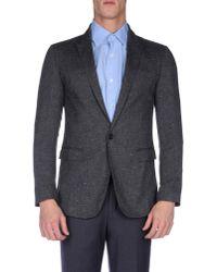 Edun - Gray Blazer for Men - Lyst