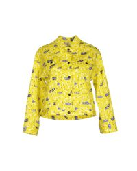 Aimo Richly - Yellow Blazer - Lyst