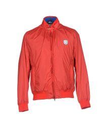 Braddock - Red Jacket for Men - Lyst