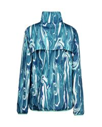 Y.A.S. Sport - Blue Jacket - Lyst