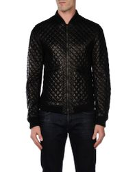 Dolce & Gabbana - Black Jacket for Men - Lyst