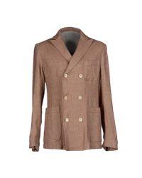 Philippe Model - Brown Blazer for Men - Lyst