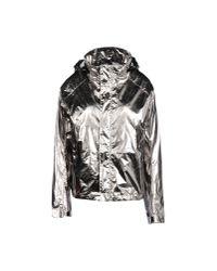 Haus By Golden Goose Deluxe Brand   Metallic Jacket   Lyst