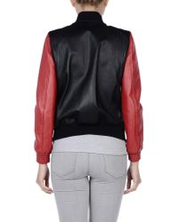 Balmain - Black Jacket - Lyst