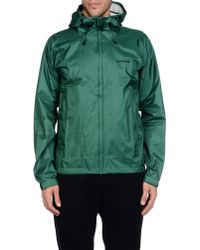 Patagonia - Green Jacket for Men - Lyst