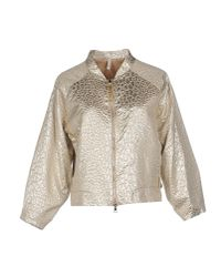 Liis Japan | Metallic Jacket | Lyst