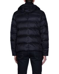 Michael Kors - Blue Down Jacket for Men - Lyst