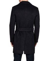 Neil Barrett - Black Coat for Men - Lyst