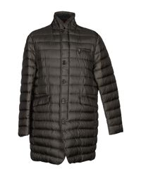 Jan Mayen - Green Down Jacket for Men - Lyst