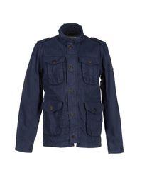 Hilfiger Denim Blue Jacket for men