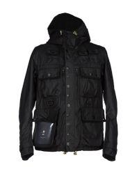 Barbour - Black Jacket for Men - Lyst