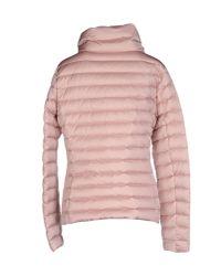 Colmar - Pink Down Jacket - Lyst