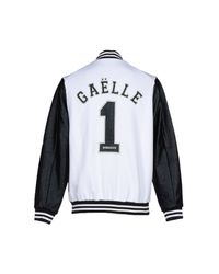 Gaëlle Bonheur - White Jacket - Lyst