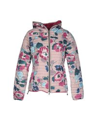 Duvetica - Multicolor Down Jacket - Lyst