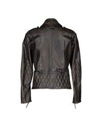 Jean Paul Gaultier - Black Jacket for Men - Lyst