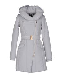 Amy Gee - Gray Jacket - Lyst