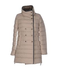 Duvetica - Natural Down Jacket - Lyst