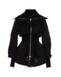 Alexander McQueen - Black Jacket - Lyst