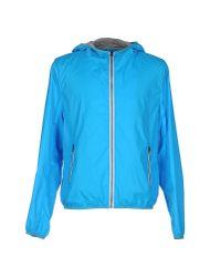 Clark Jeans - Blue Jacket for Men - Lyst