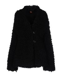 Dondup | Green Coat | Lyst