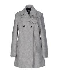 3.1 Phillip Lim   Gray Coat   Lyst