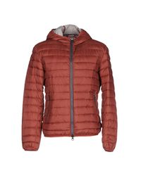 Colmar - Red Down Jacket for Men - Lyst