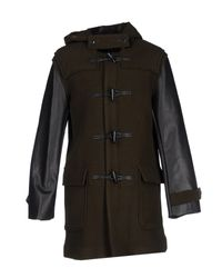 Marc By Marc Jacobs | Green Coat for Men | Lyst