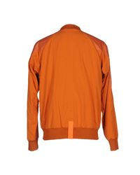 OAMC - Orange Jacket for Men - Lyst