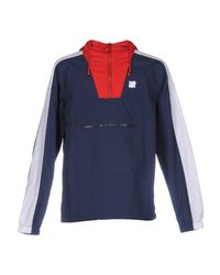 Undefeated | Blue Jacket for Men | Lyst