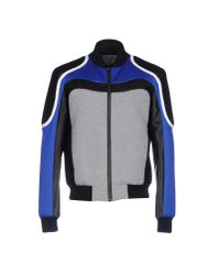 Les Hommes | Gray Jacket for Men | Lyst