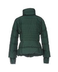 Versace Green Down Jacket