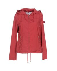 Peuterey | Red Jacket | Lyst