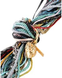 Missoni - Blue Necklace - Lyst