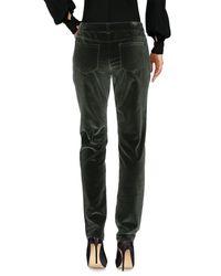 Michel Klein - Green Casual Trouser - Lyst