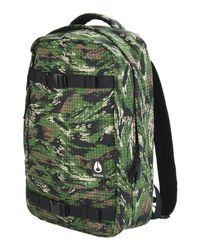 Nixon - Green Backpacks & Bum Bags for Men - Lyst