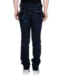 Kuro - Blue Denim Pants for Men - Lyst