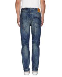 Originals By Jack & Jones   Blue Denim Pants for Men   Lyst