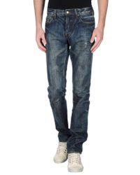 PRPS | Blue Denim Trousers for Men | Lyst