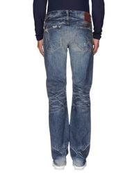 PRPS - Blue Denim Pants for Men - Lyst