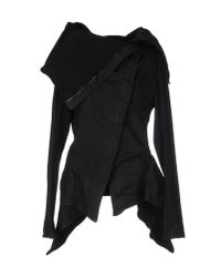 Gareth Pugh - Black Denim Outerwear - Lyst