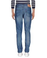Levi's - Blue Denim Pants for Men - Lyst