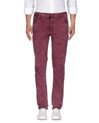 Cheap Monday | Multicolor Denim Trousers for Men | Lyst
