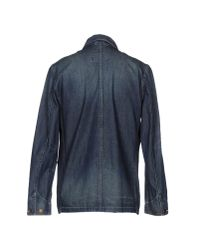 Levi's - Blue Blazer for Men - Lyst