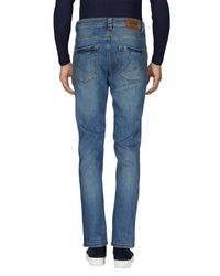 Jaggy | Blue Denim Trousers for Men | Lyst